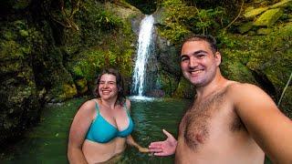 Exploring Jungle Waterfalls In Kenting National Park! (Taiwan Vlog)