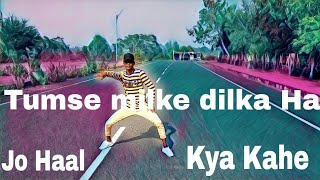 Tumse Milke Dilka Hai Jo haal kya kare | Freestyle dance | |  Main Hoon Na | | Shah Rukh Khan |