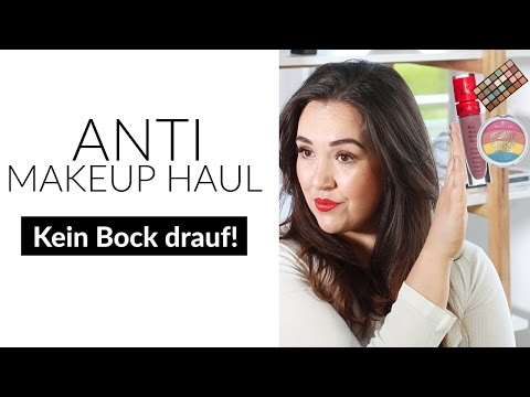ANTI Makeup HAUL I EINFACH KEIN INTERESSE I Wont buy! JeffreeStar...