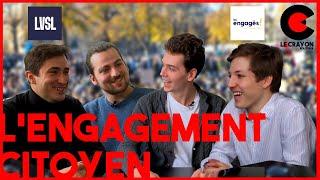 Au coeur de l'engagement citoyen - avec @Le Vent Se Lève et les engagés !