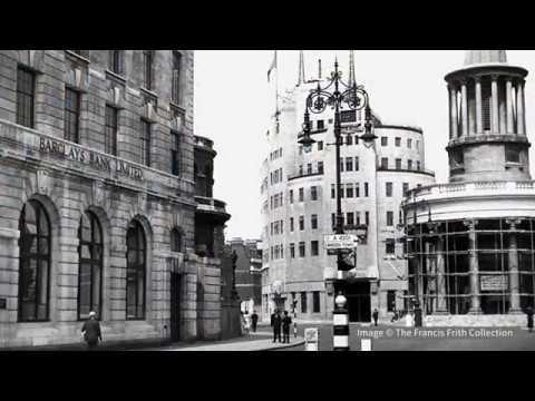 Ancestry London Landmarks with Sir Tony Robinson