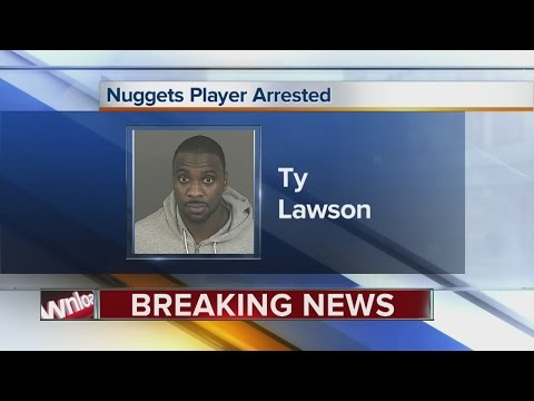 Nuggets' Ty Lawson arrested on DUI charges