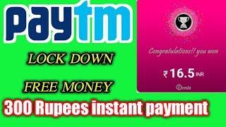 Paytm free money instant payment || paytm ernig app instant paytm live prof