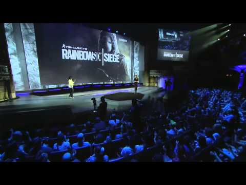 Video Recap of Ubisoft's E3 Press Conference 2015