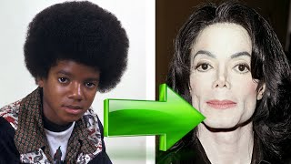 BLACK TO WHITE ● MICHAEL JACKSONS TRANSFROMATION