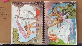 Journal Page Flip
