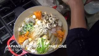 Japanese Hot Pot Part One-  Kay Goodman