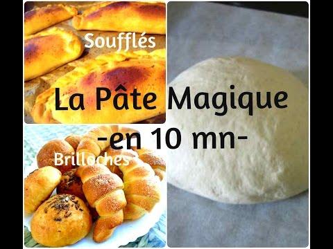 """pâte-magique-multifonction-""""salés-et-sucrés""""---la-pâte-10-mn---عجينة-العشر-دقائق---magical-paste"""
