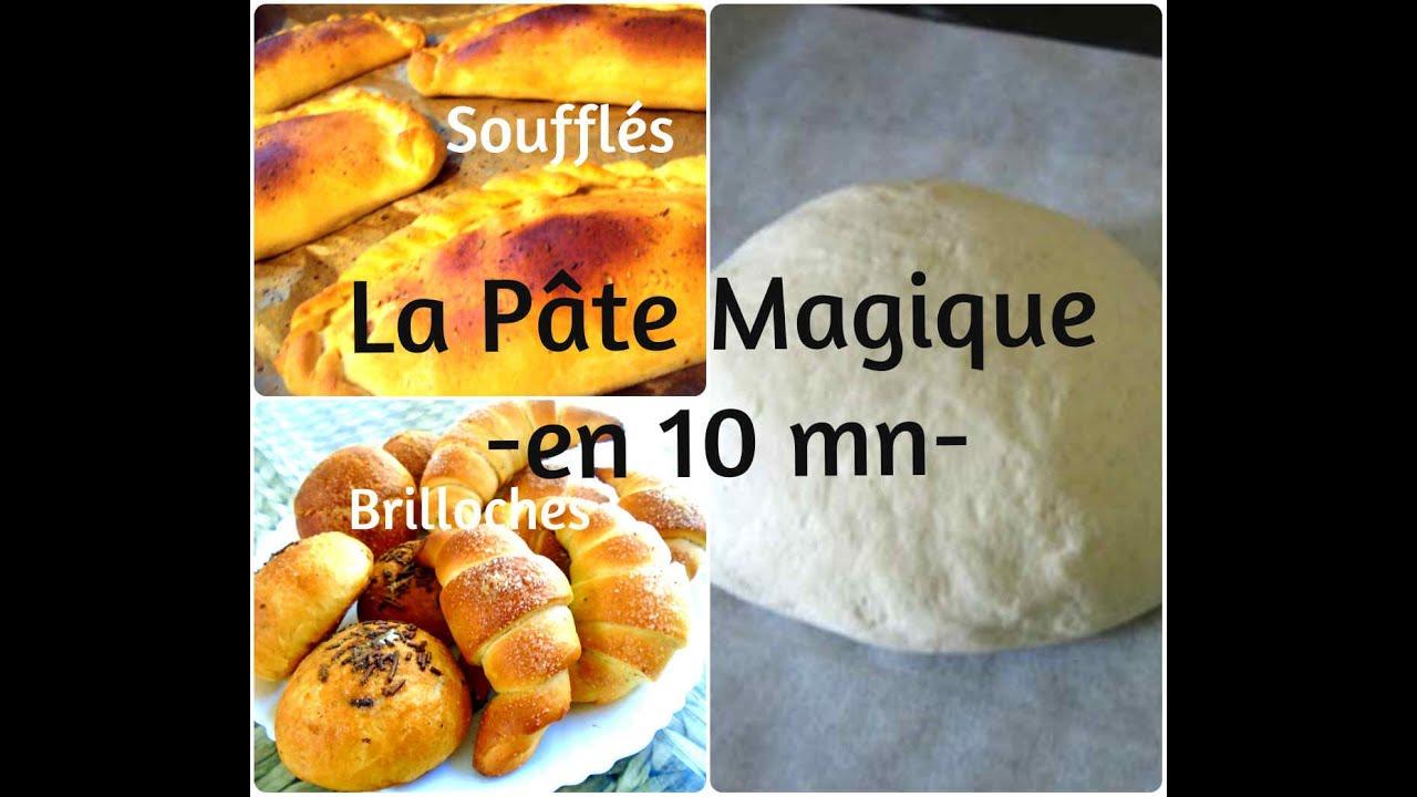 """Pâte Magique Multifonction """"salés Et Sucrés"""""""
