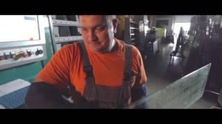 видео Как просверлить отверстие в стекле любой толщины?