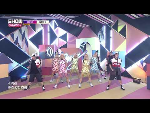 (episode-158) MyB - My Oh My (마이비 - 심장어택)