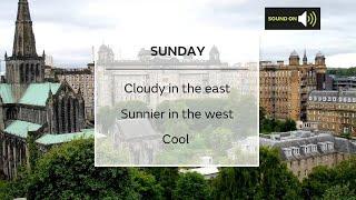 Фото Sunday Scotland Weather Forecast 01/08/21