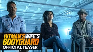 Hitman's Wife's Bodyguard (2021 Movie) Teaser - Ryan Reynolds, Samuel L. Jackson, Salma Hayek