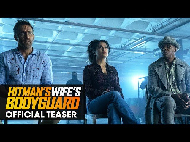 Hitman's Wife's Bodyguard (2021 Movie) Teaser - Ryan Reynolds, Samuel L. Jackson, Salma Hayek