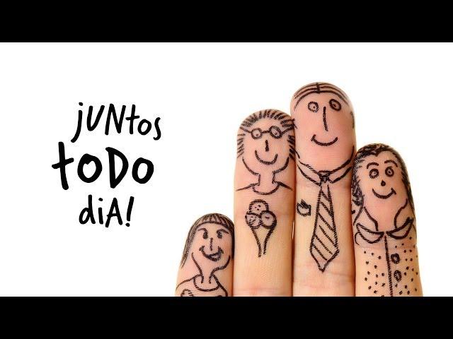 JUNTOS TODO DIA - 1 de 3 - Juntos em Família