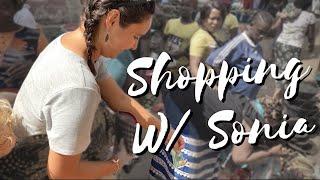 A Trip to the Market - Bo, Sierra Leone