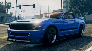 GTA 5 Rare & Secret Cars - FREE Customized DOMINATOR Spawn Location Online! (GTA 5 Rare Cars)