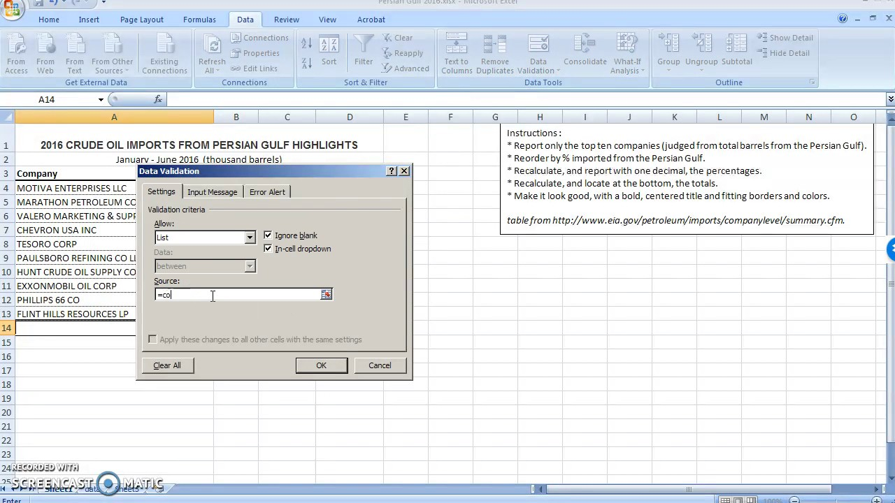How to auto populate date in excel in Melbourne