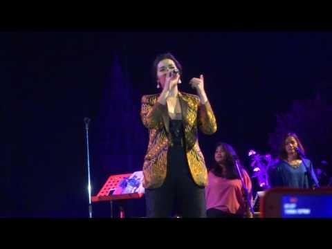 [HD] Raisa - Kali Kedua - Live at Prambanan Jazz Jogja 21 Agt 2016 [FANCAM]