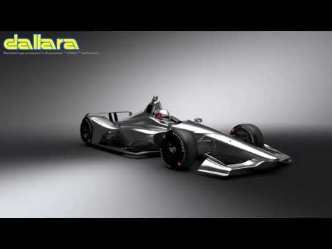 Presenting The 2018 INDYCAR Chassis
