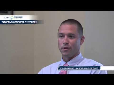 John Megel Chevrolet Conquest Sales Youtube
