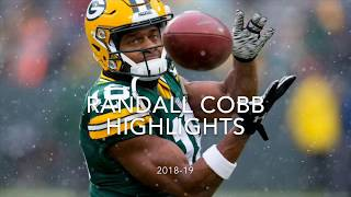 Randall Cobb Highlights 2018-19