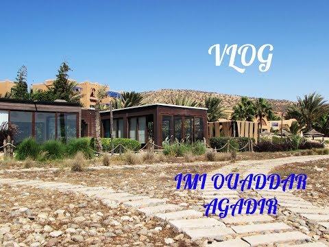 Vlog to Imi Ouaddar Beach - Agadir in 1 day !