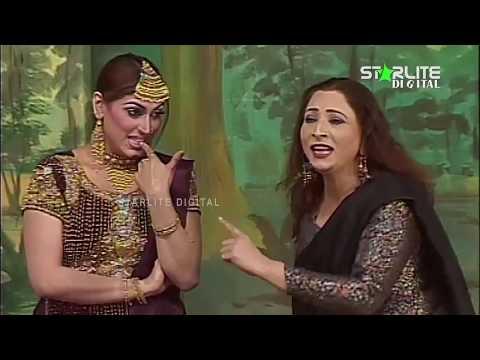 Naseem Vicky and Qaiser Piya Qawali New Pakistani Stage Drama Full Comedy Clip | Pk Mast