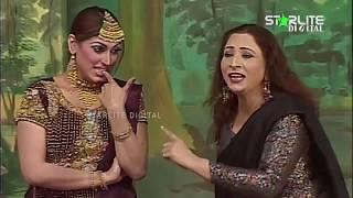 Naseem Vicky and Qaiser Piya Qawali New Pakistani Stage Drama Full Comedy Clip