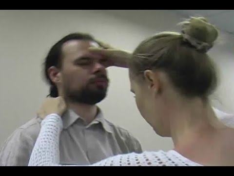 Обучение Гипнозу. Шокирующий репортаж №1 с Курса Гипноза (мгновенный, классический).