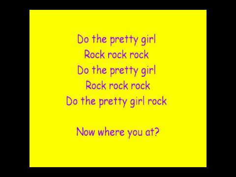 Keri Hilson-Pretty Girl Rock[Lyrics]