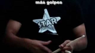 """Truco No. 2 """"Standar"""" con baquetas por Miguel Ángel Restrepo"""