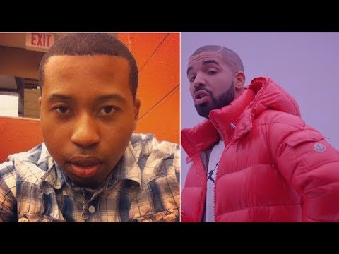DJ Akademiks Reacts to his first listen of Drake's New Song 'Nice For What'