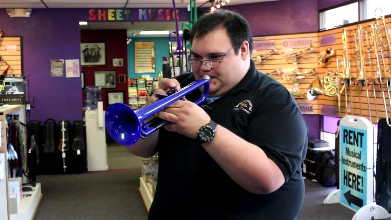 pTrumpet - Plastic Trumpet - DEMO