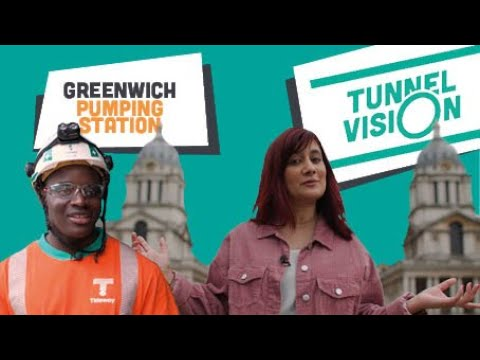 Download TUNNEL VISION: Episode 10 – Greenwich Pumping Station, a TBM and a nature reserve in... Deptford?