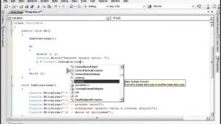 Урок 37 C# Разработка простейшего калькулятора