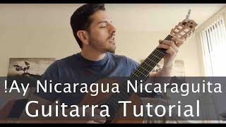 como tocar nicaragua nicaraguita tutorial