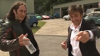 Ross Noble's bike tour of Britain | Top Gear | BBC