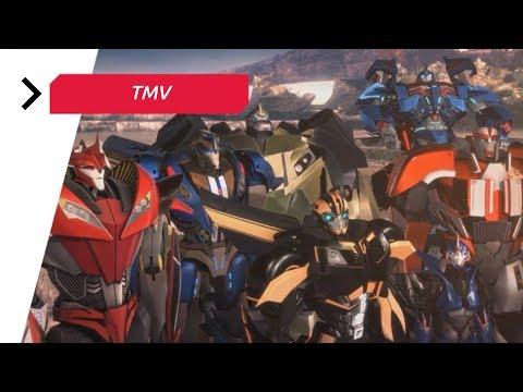Transformers Prime: Beast Hunters - Predacons Rising - Team Prime [TMV]