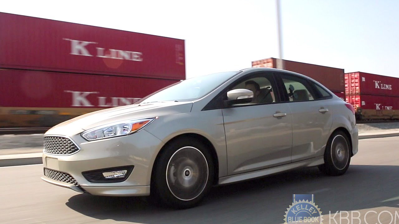 2016 ford focus review and road test youtube