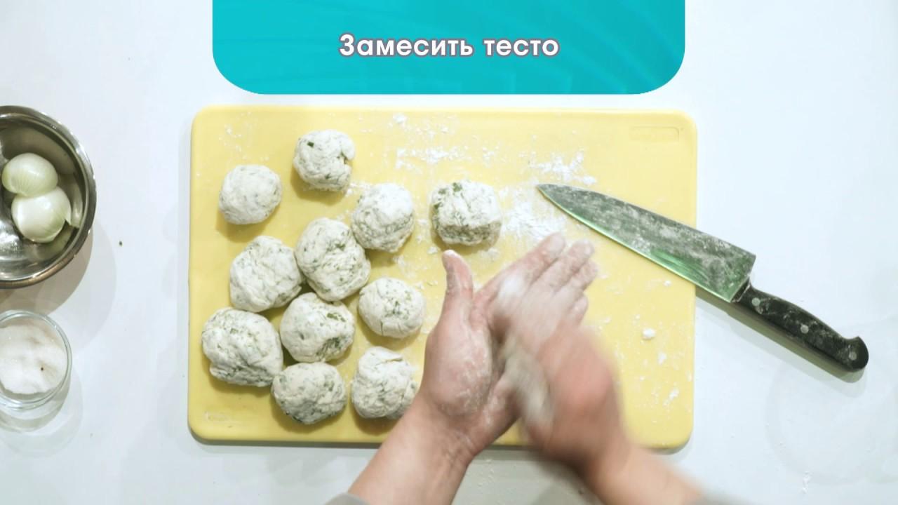 чалпак рецепт с фото