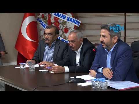 AKALP Milletvekili Adayları ile Adıyaman Sorunları Konuşuldu
