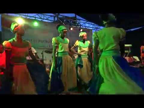 Garifunas 2016 grupo danza BICU