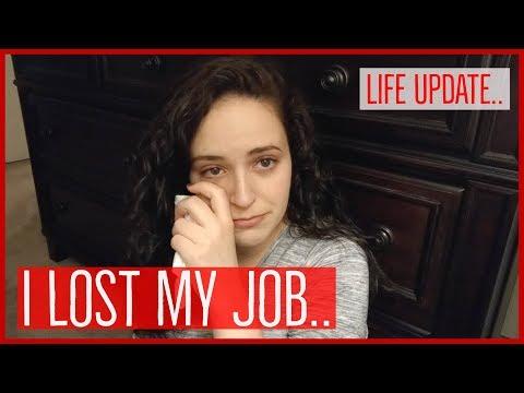 I lost my job..