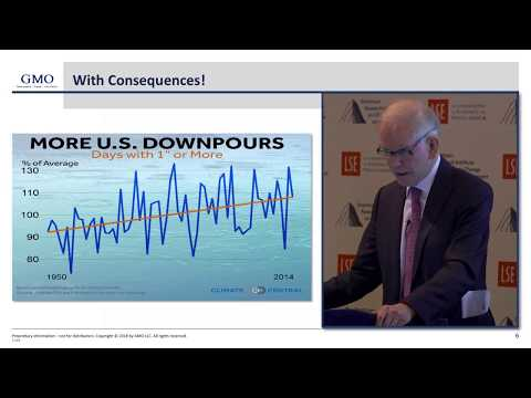 Jeremy Grantham - What investors need to know about technology & climate change