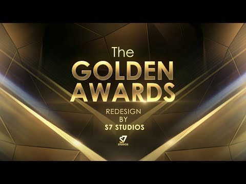 Golden Awards Opener Redesign | Download Free After Effects Templates | S7 Studios