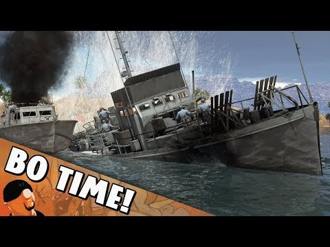 War Thunder - Setting Sail In The Naval CBT!
