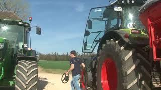 Technologie Trimble pro přesné zemědělství (2017)