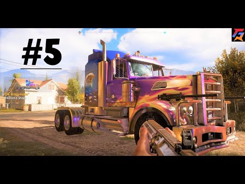 FAR CRY 5 Gameplay Mission #5 - The Widowmaker || GaminG MasteR425 |