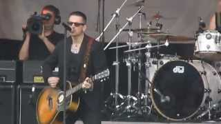Black Star Riders *Download Festival 2015* Part 1/5